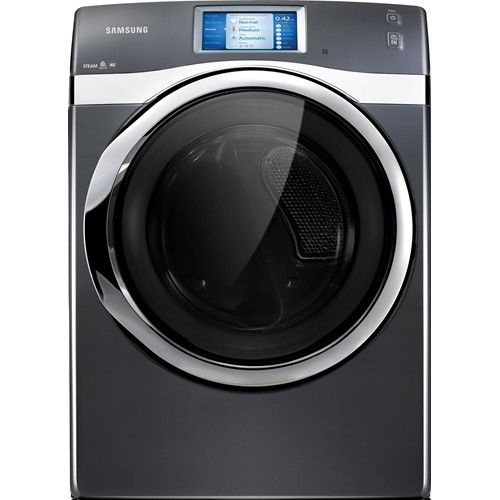 Samsung Appliances 7 5 Cu Ft Front Load Electric Steam