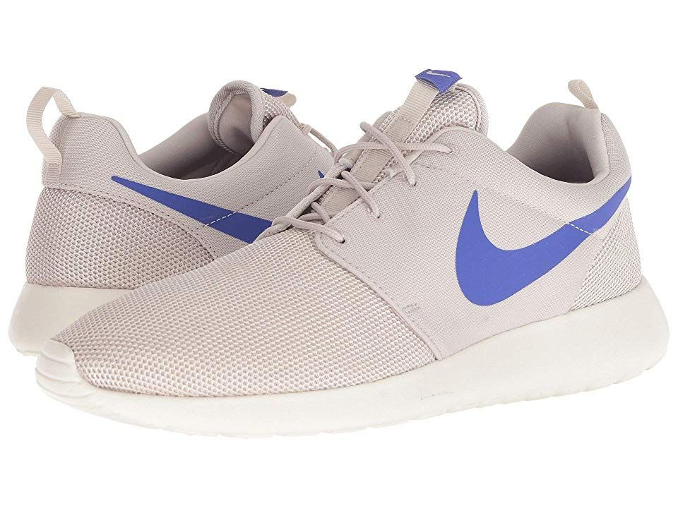 0db9994ead Nike Roshe One Men's Classic Shoes Desert Sand/Persian Violet/Sail/Wolf Grey /White