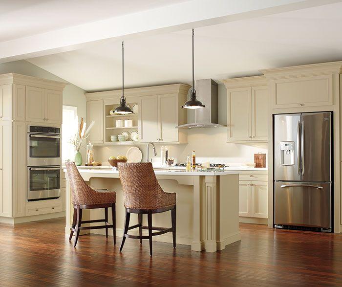 Room Design  Style Photos - Fine Cabinet Gallery - Kemper Kitchen