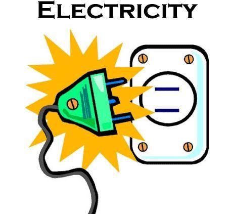 electricity clipart google search demands pinterest rh pinterest com electricity clipart electrical clip art free