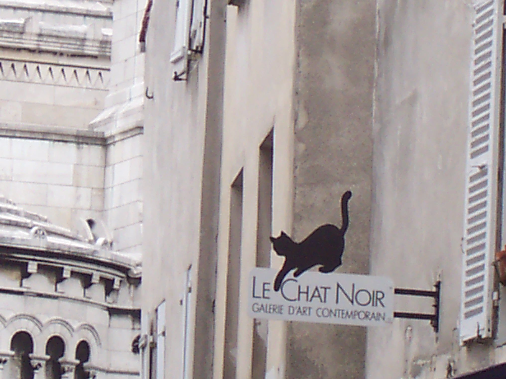 File French Sign Le Chat Noir Jpg Wikimedia Commons