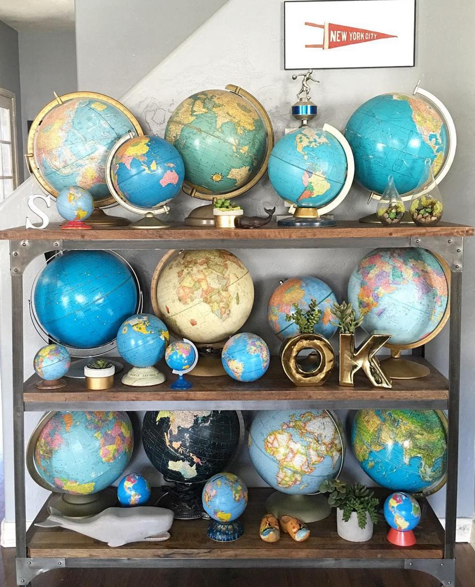 globe goals via courtneysnowden 39 s ig oh joy for target pinterest globe goal and map globe. Black Bedroom Furniture Sets. Home Design Ideas