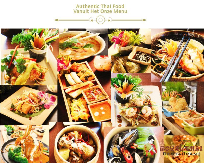 Royal Thai Food Thai Food Restaurant Thailand Cuisine