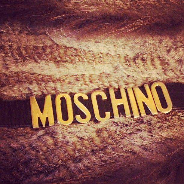 Photo by lillyvegas  #moschino #belt #mymoschino