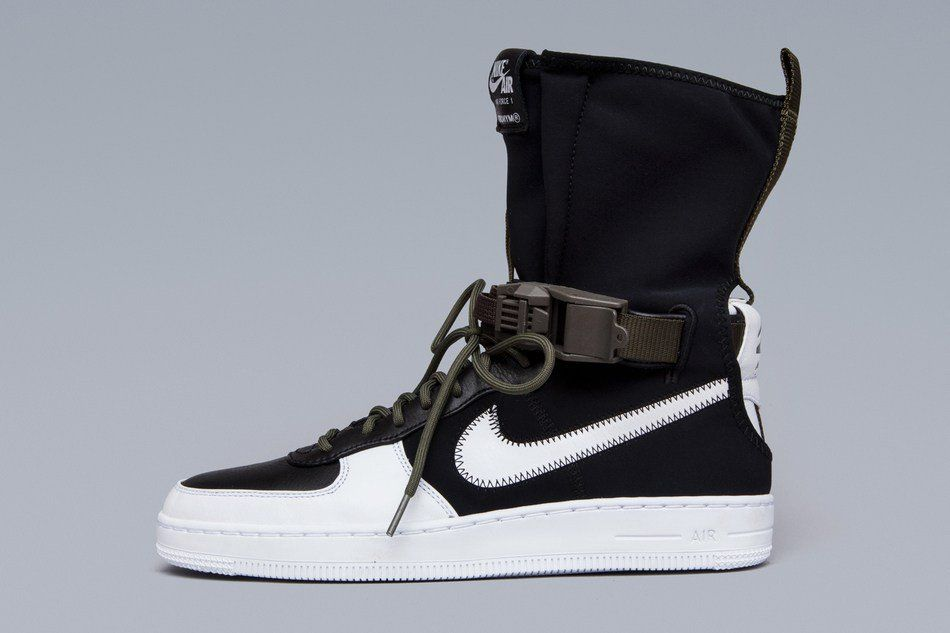 online retailer 94438 63057 Acronym x Nike Air Force 1 Downtown