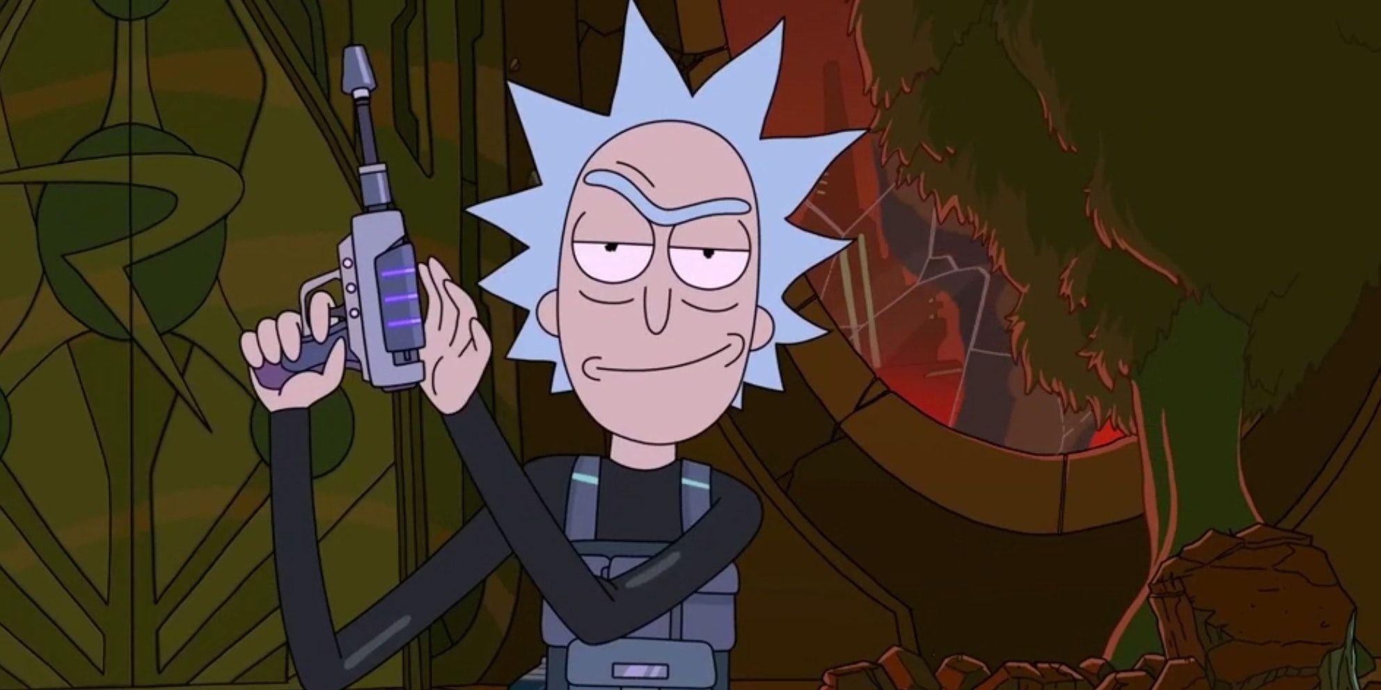 Rick And Morty Season 3 I Need To Take A Shit Fondo De Pantalla De Anime Dibujos Memes Animados