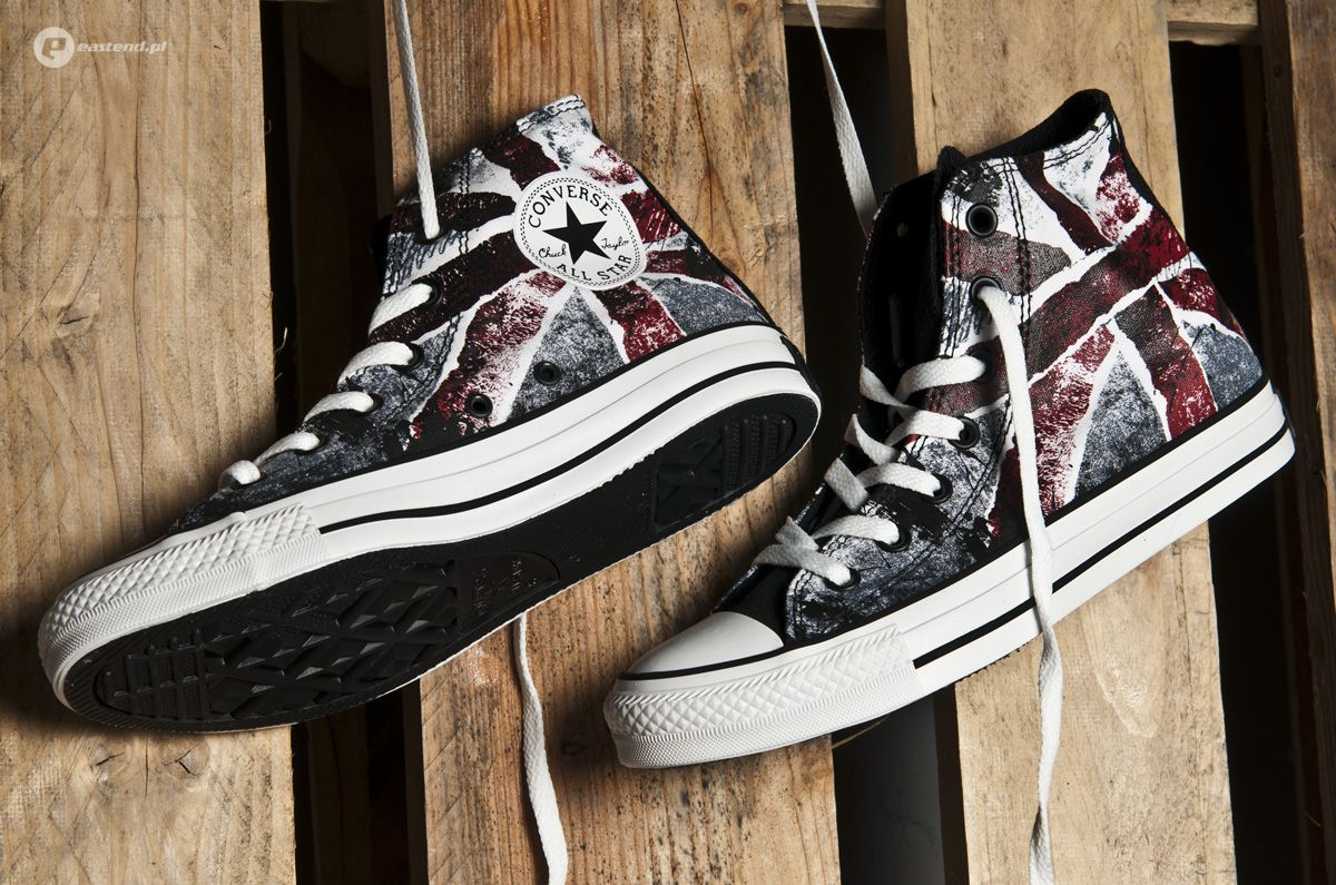 Converse Great Britain Flag Shoes Converse Shoes Shoes Sneakers