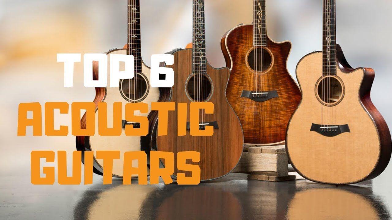 Best Acoustic Guitar In 2019 Top 6 Acoustic Guitars Review Youtube Best Acoustic Guitar Guitar Reviews Guitar