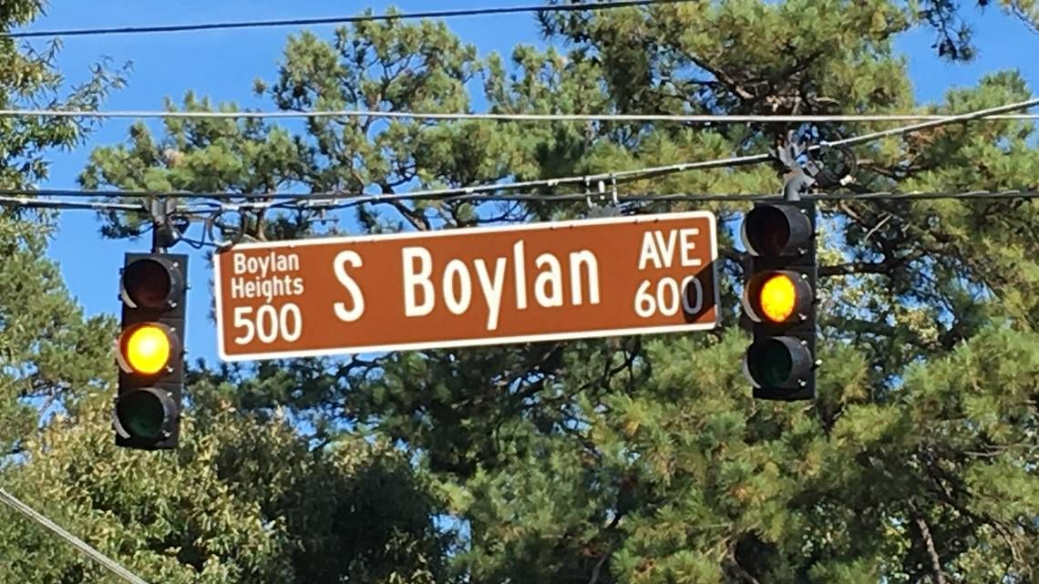 Raleigh, NC: There have been traffic lights along South