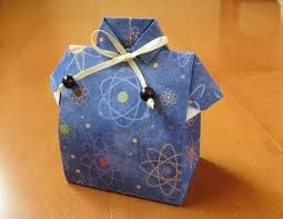 Resultado de imagem para origami box