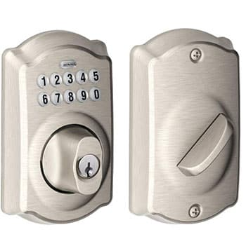 Best Electronic Door Lock 2019 Keypad Deadbolt Electronic Deadbolt Keypad Door Locks