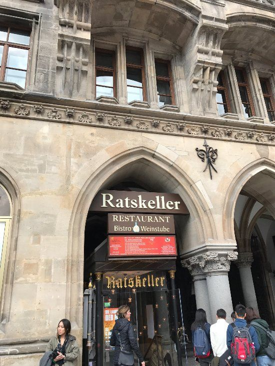 Reserve a table at Ratskeller Munchen, Munich on TripAdvisor: See 3,500 unbiased reviews of Ratskeller Munchen, rated 4 of 5 on TripAdvisor and ranked #35 of 3,714 restaurants in Munich.