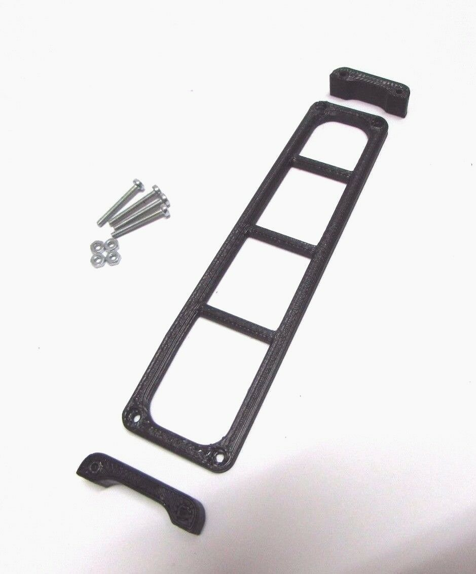 1 10 Scale Roof Rack Ladder For D90 Hard Body Rc Crawler Accessories Roof Rack Rc Crawler Hard Body