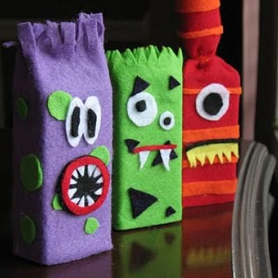 15 Favorite Halloween Kids Craft Ideas Noah Pinterest Monsters - halloween kids craft ideas
