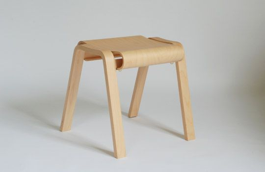 bent wood stool chairs Pinterest Wood stool, Stools and Woods