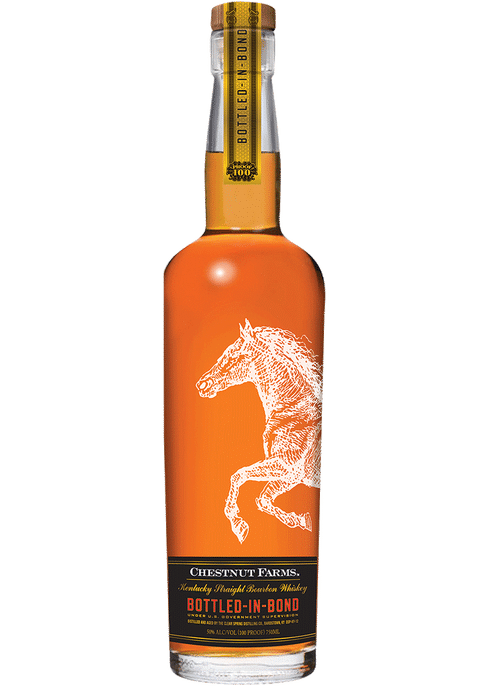 Chestnut Farms Bottled In Bond In 2021 Bottle Small Batch Bourbon Bourbon