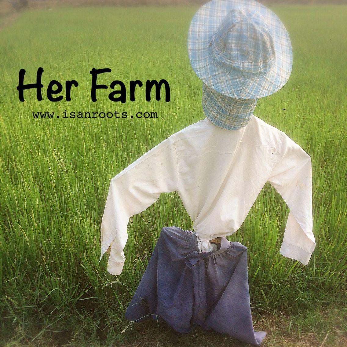 Her farm