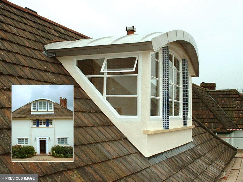 curved dormer snowy owl curved roof dormers exallot. Black Bedroom Furniture Sets. Home Design Ideas