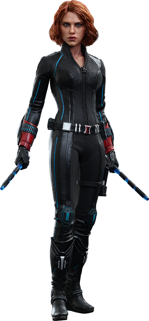 Marvel Black Widow Sixth Scale Figure By Hot Toys Black Widow Marvel Black Widow Deadly Females