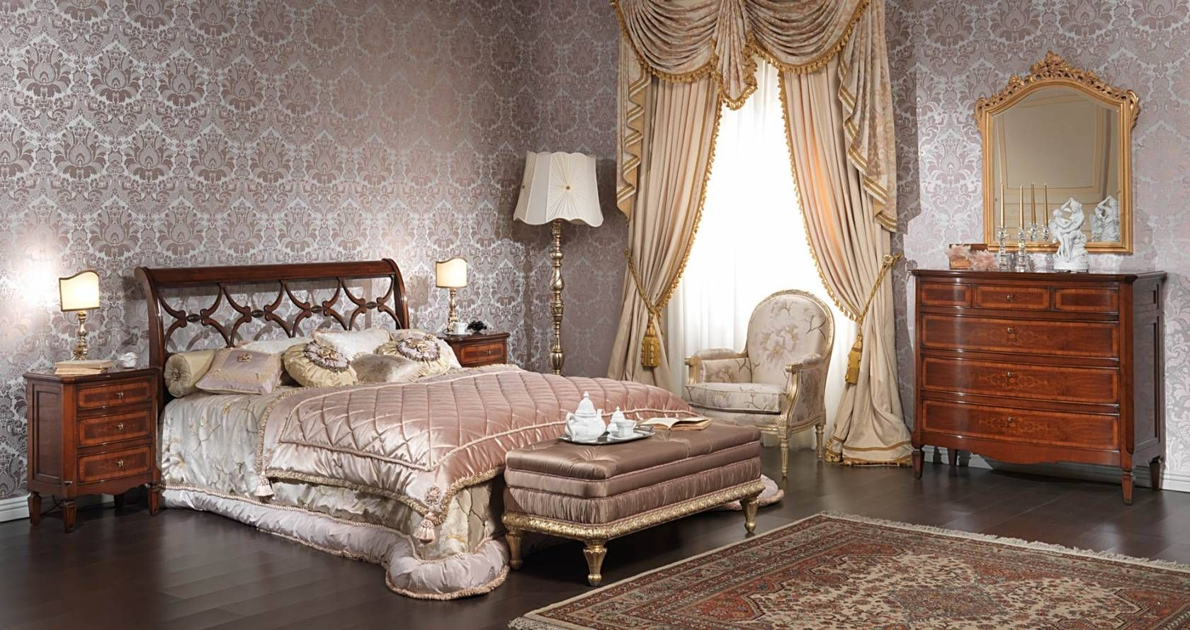 Victorian Bedroom Furniture Sets