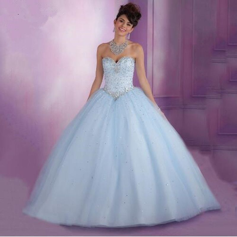 Cheap colorful sweet 16 dresses