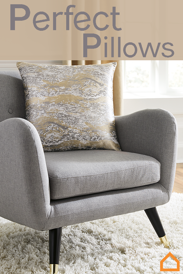 Add The Perfect Pillows To Your Bed Sofa Or Accent Chair