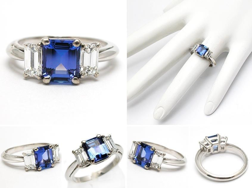 tanzanite engagement rings jared - 846×632