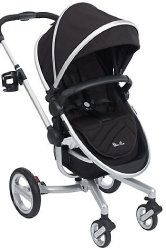 Silver Cross Surf Pushchair, Black