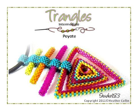 Beading Tutorials and Patterns, Seed Bead Jewelry