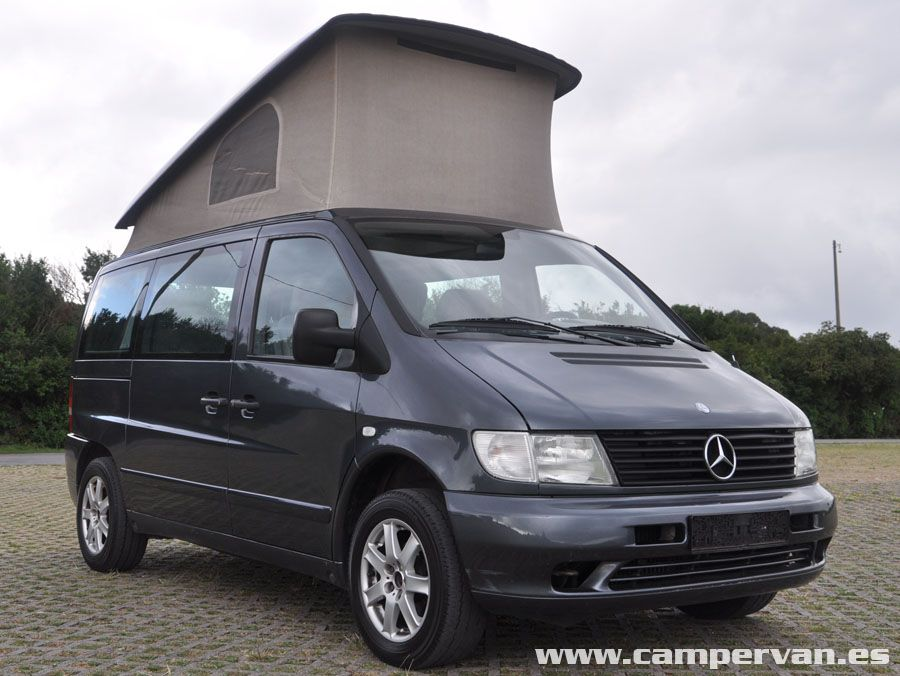 camper westfalia mercedes vito marco polo mercedes vito. Black Bedroom Furniture Sets. Home Design Ideas