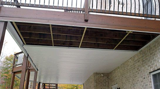 Al Zip Up Ceilings And Underdeck Systems