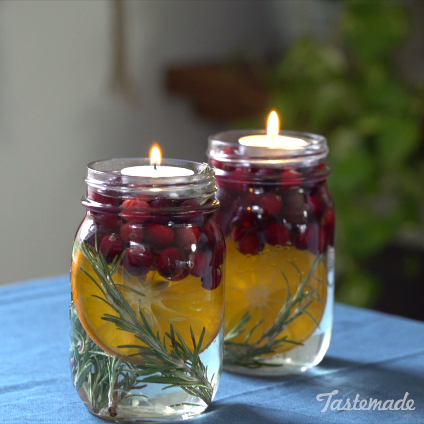 Diy tabletop decor that looks so good you 39 ll want to eat for Fall centerpieces for round tables