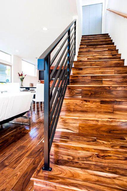 Best Acacia Stairs Acacia Hardwood Flooring Hardwood Stairs 400 x 300