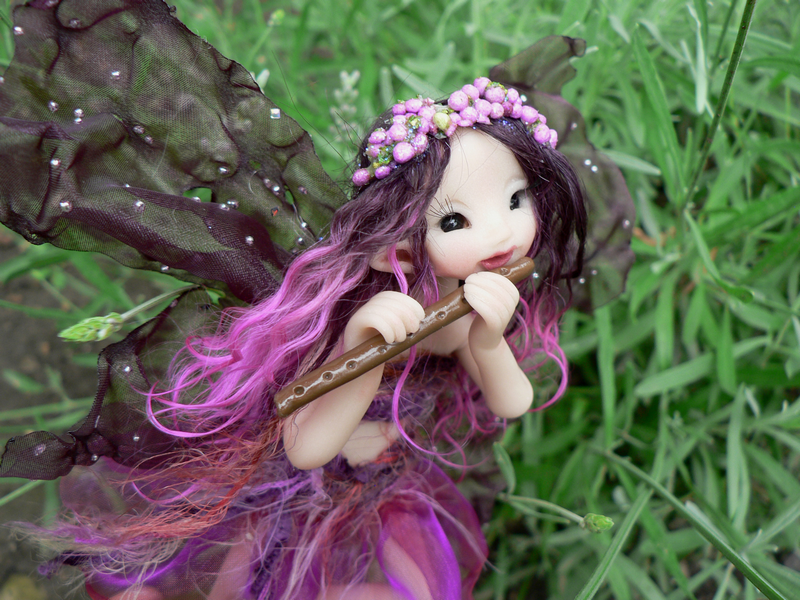 pinterest fairies crafts polymer clay | Polymer Fairy Tutorial Pictures