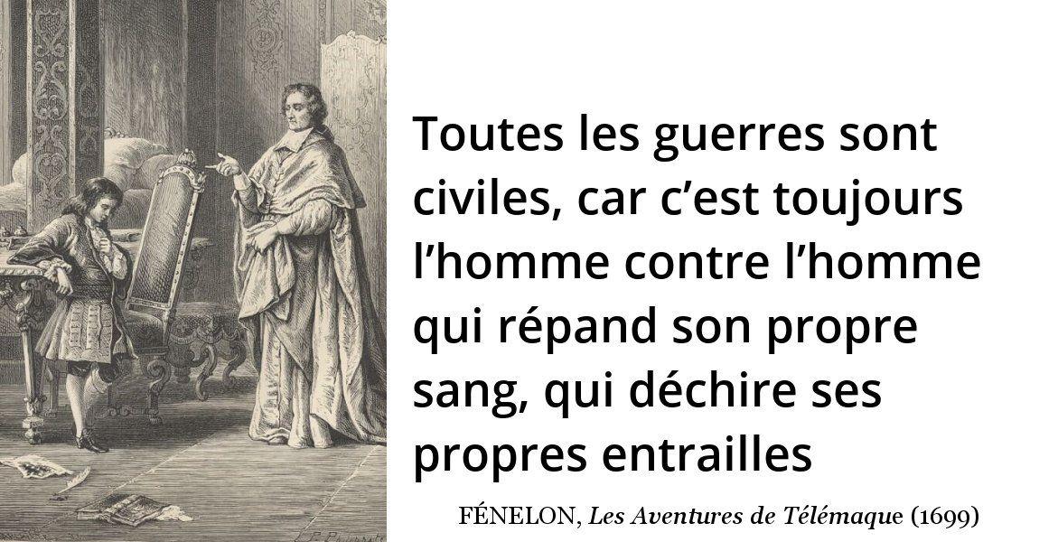 Volume 3 Citation, Règne, Paix