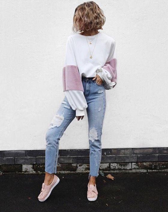 Trendy Unique Sweater