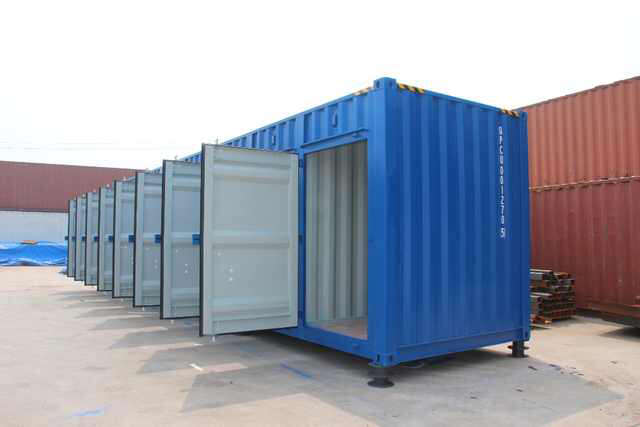 Source Shipping Container Twist Lock Door 40 Foot Devided Door Container On M Alibaba Com Shipping Container Storage Building A Container Home Container House