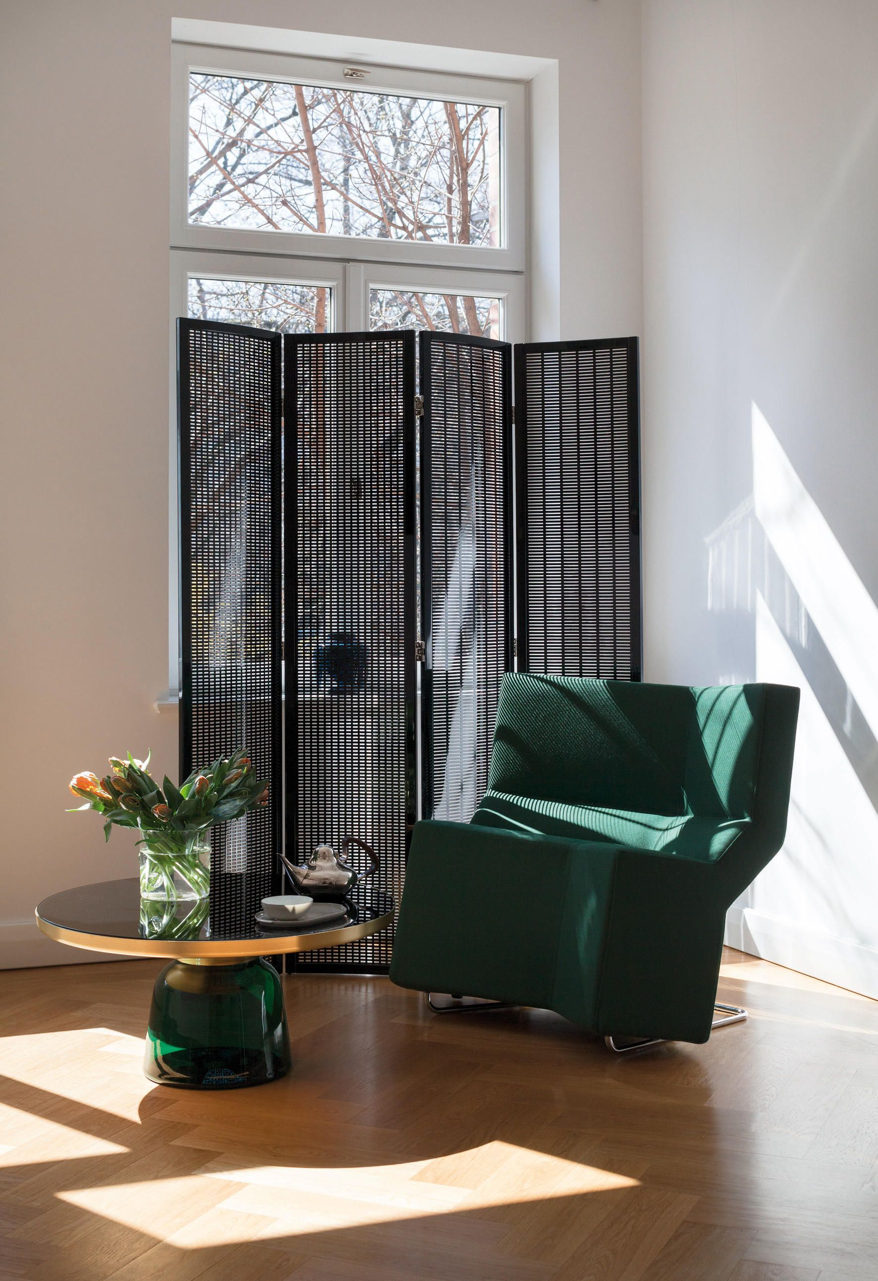 Game Room Sliding Glass Room Dividers Inspirational Gallery: A Modern Classic As Miniature: The Bell Table By Sebastian