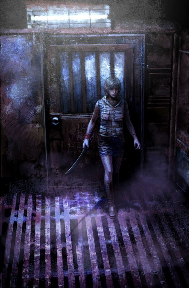 This Is One Of The Most Incredible Silent Hill 3 Arts I Ve Seen