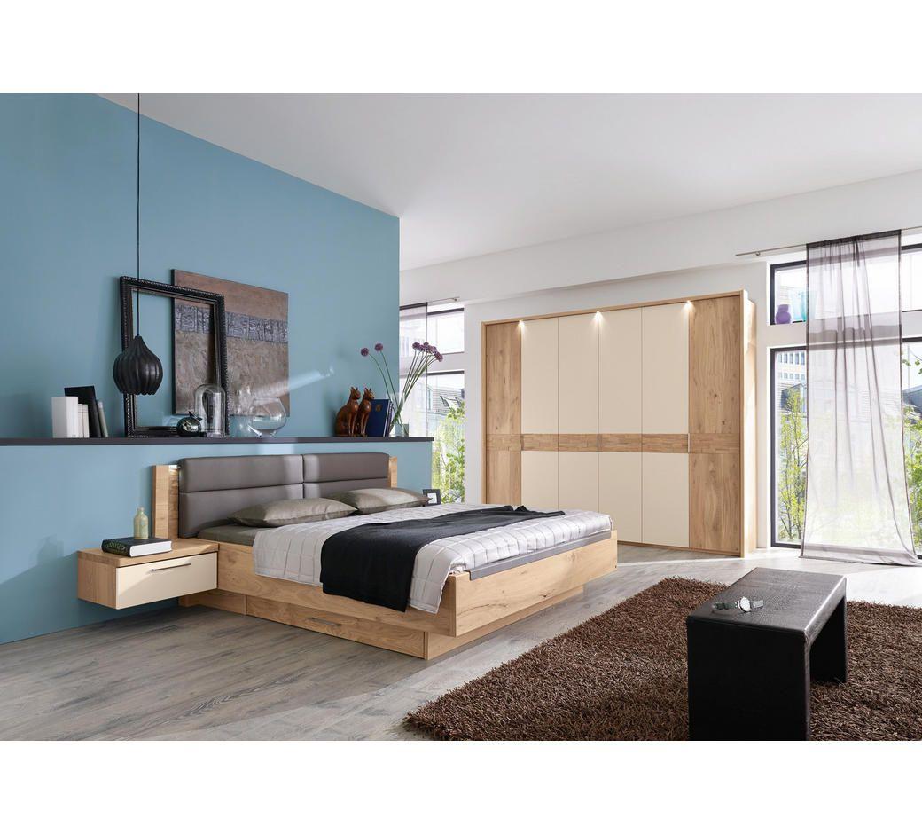 Schlafzimmer Eichefarben Sandfarben Musterring Schlafzimmer