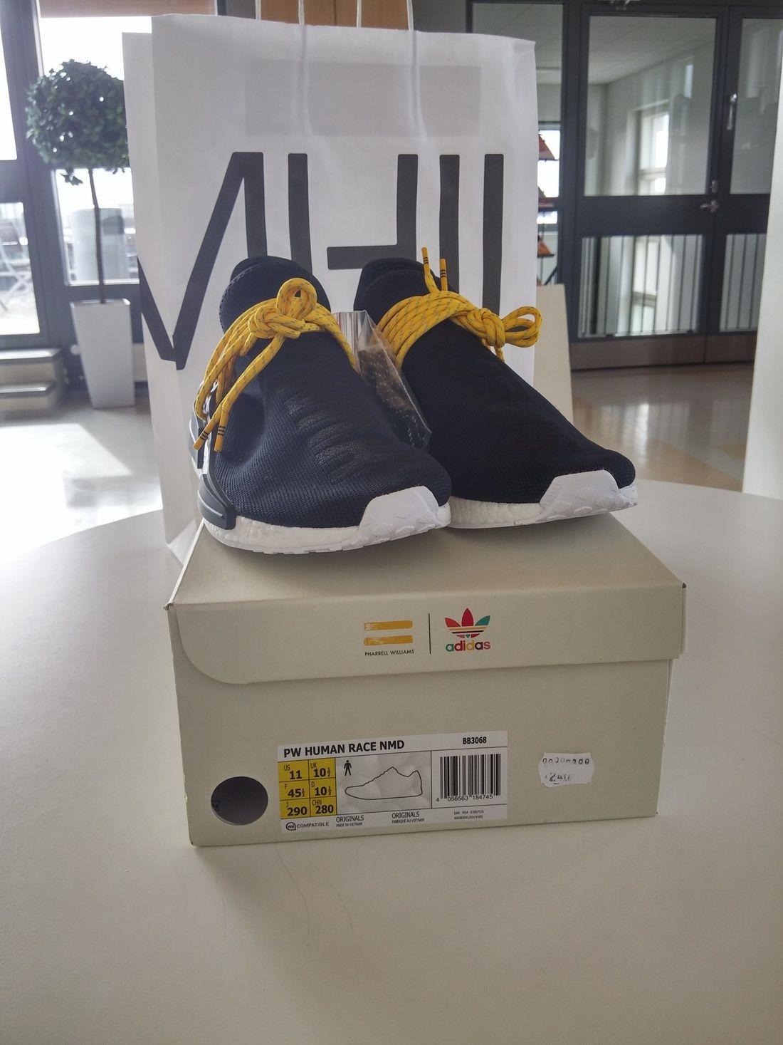 [LC] Pharrell x Adidas NMD