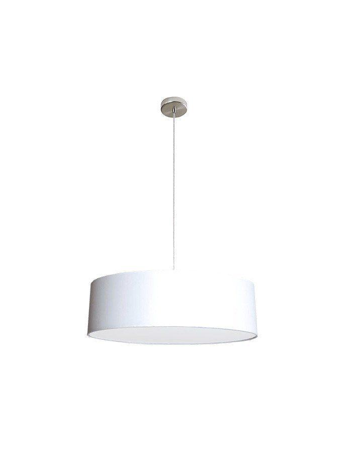 Pendant Marco White Drum Light Large 188 65 X 20
