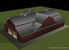 Event Barn Plans - Design Floor Plan #eventingbarn