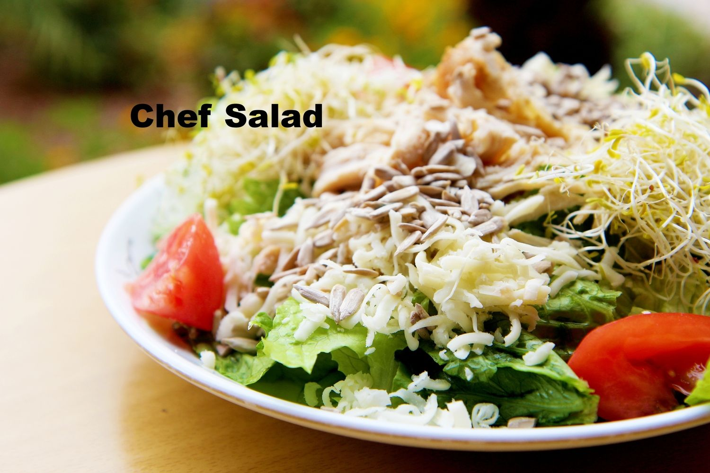 Health Nut... Kardashian's favorite place to grab salad