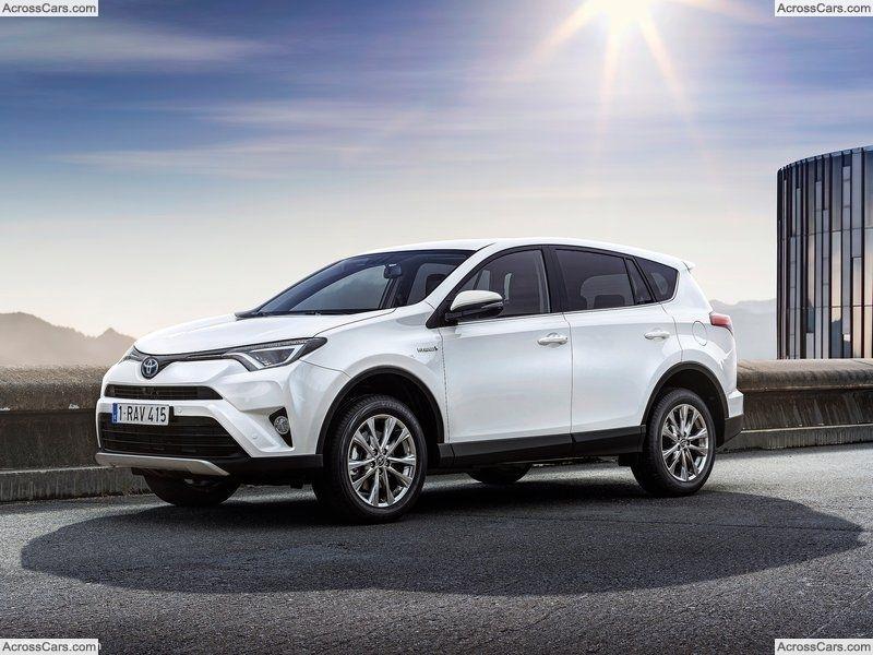 Toyota Rav4 Hybrid Eu 2016