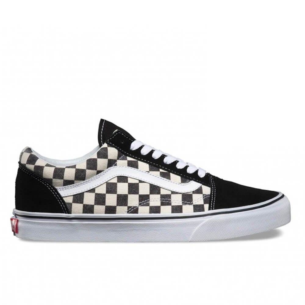 checkerboard vans fanny pack