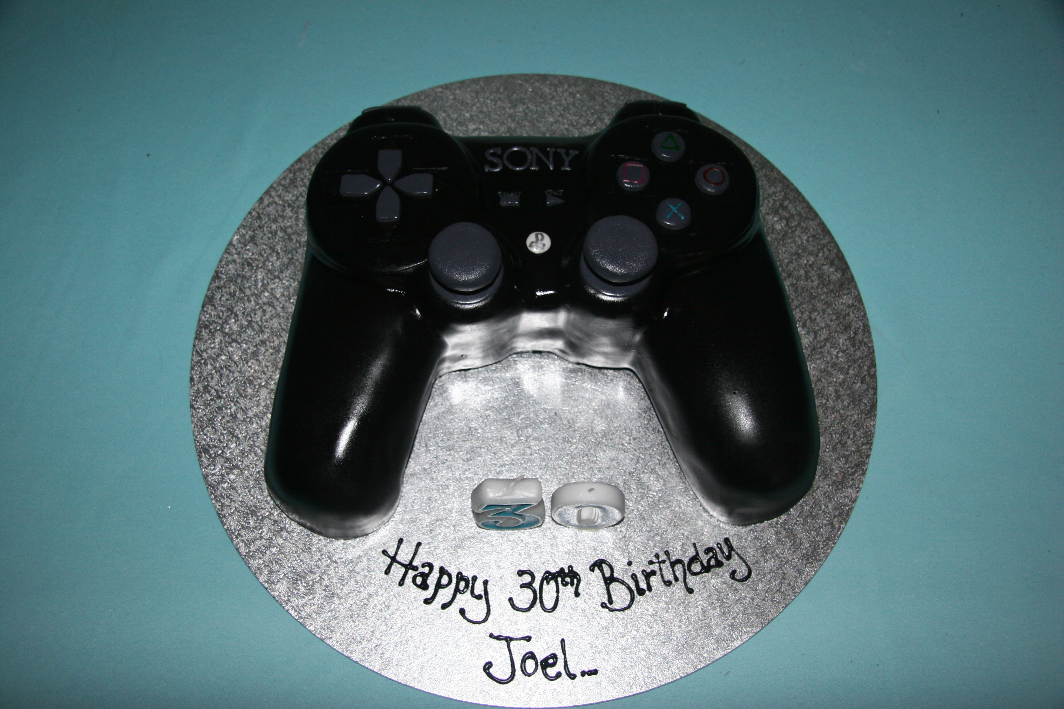 Playstation Controller Cake How To Make Cake Playstation