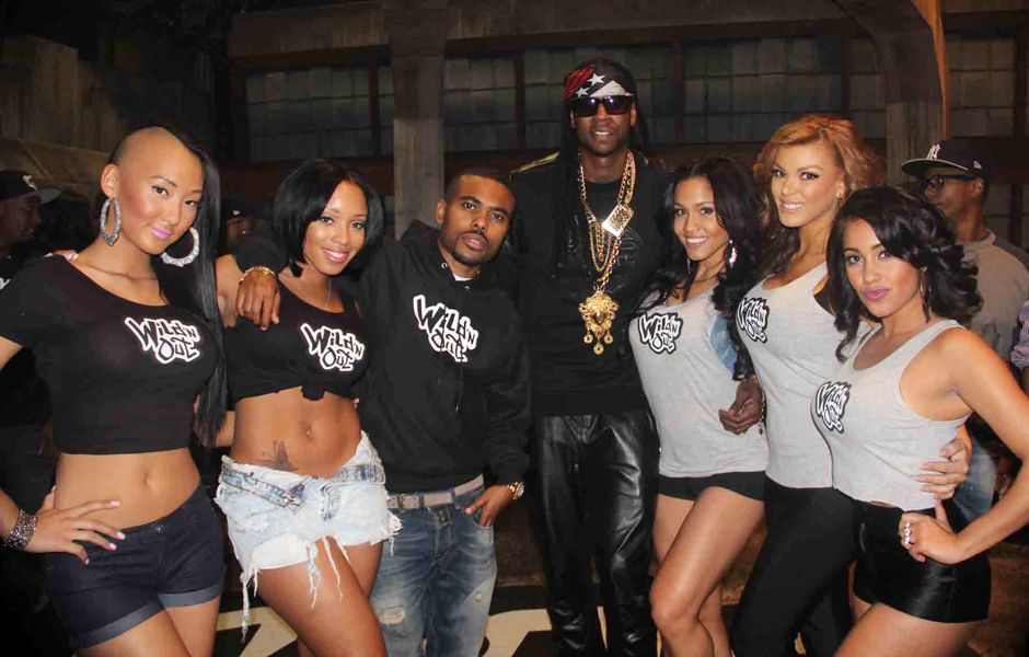 wild n out girls