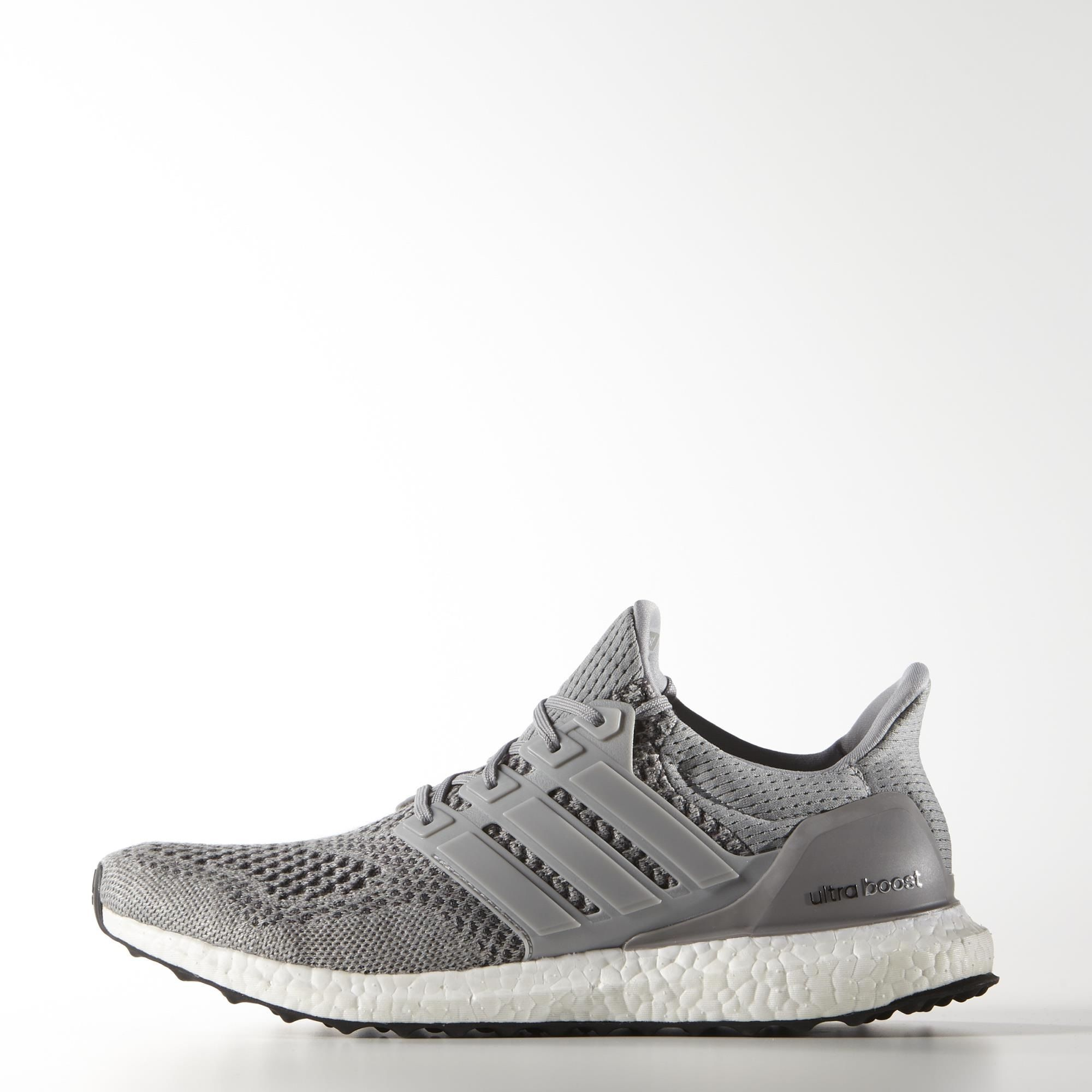 adidas ultra boost grey herren
