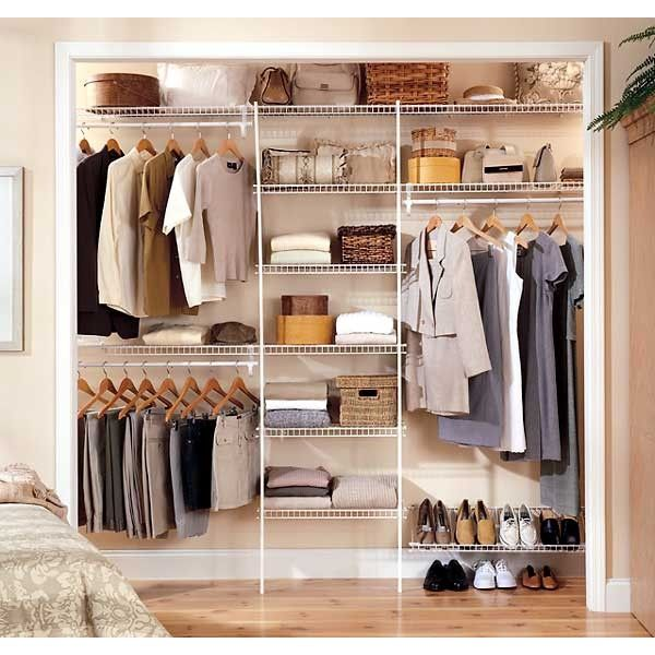 Closet Organizers 70 Pictures, Plans and Storage Ideas via Polyvore featuring home, home improvement, storage & organization y closets